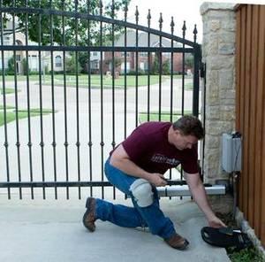 Driveway Gate Repair Draper